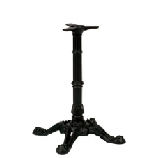 Vanna Rome 4 Leg Table Base Cast Iron 45cm